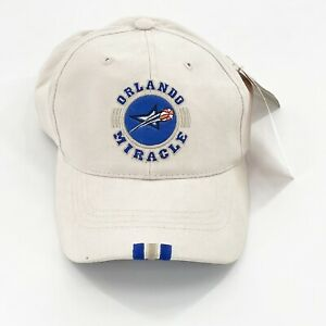Orlando Miracle Hat Cap WNBA American Needle Official Licensed Quality Headwear