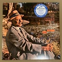 Horace Silver SONG FOR MY FATHER Blue Note Classic Vinyl Series LP SEALED