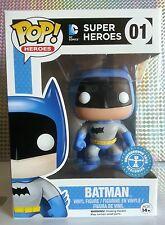 FUNKO POP! ERRORE STAMPA - DC UNIVERSE HEROES - BLUE BATMAN VINYL FIGURE 10CM