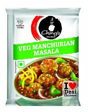 Ching's Secret Veg Manchurian Masala - Pack of 10, free shipping