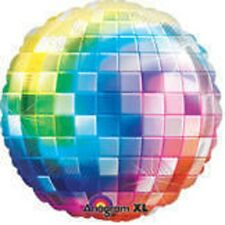 Party Supplies Birthday 70's Disco Fever Shape Foil Balloon