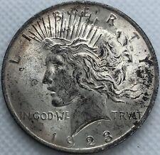 1923 Peace Dollar 90% Silver Dollar US Ungraded Coin Circulated