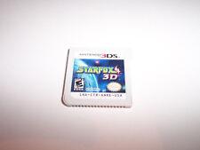 Star Fox 64 3D Starfox (Nintendo 3DS) XL 2DS Game