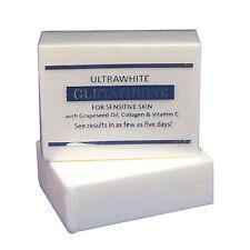 12 Bars of Premium Ultrawhite Glutathione Whitening Soap for Sensitive Skin