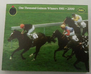 Horse Racing & Horses Trading Cards Complete Sets Mint Condition