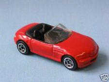 Matchbox BMW Z3 Red Body German Sports Car Toy Model in BP