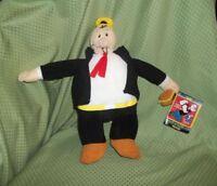 Vintage Wimpy Stuffed Animal