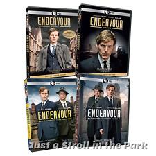 Endeavour: Complete UK Mystery TV Series Seasons 1 2 3 4 Box / DVD Set(s) NEW!