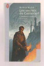 ROBIN HOBB - L ASSASSIN ROYAL -9  - LES SECRETS DE CASTELCERF