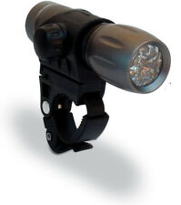 Zefal Aluminum + LED Bicycle Bike Head Light White Two-Mode with Handlebar Mount