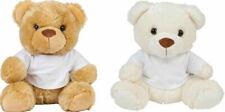 Mumbles Bear Dressed In A T-Shirt Childrens Soft Plush Kids Stuffed Teddy Bear