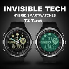 T2 Tact - Military Grade Super Tough Hybrid Smart Watch