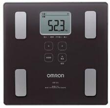 Digital bathroom scale Body Weight Omron Thin Design Flat design