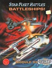 Star Fleet Battles Module R5 Battleships ADB 5610