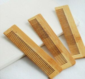 1Pcs Wooden Comb Bamboo High Quality Hair Vent Brush Brushes Hair Care and Beaut