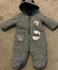 Baby Winnie The Pooh Winter Snow Suit - 0-3 Months