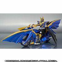 NEW S.H.Figuarts Kamen Rider Ryuki Kamen Rider Knight Survive & Dark...