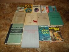 Erle Stanley Gardner~A A Fair~Mixed Collection~13~Pb/Hc Novels~Readers Lot Only