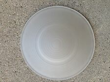 Frost Round Replacement Glass Dish For Oil/Tart Warmer Burner 4 1/2