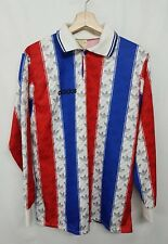 ADIDAS T-shirt uomo vintage 80 shirt ADIDAS vintage 80 rare collection Tg D L