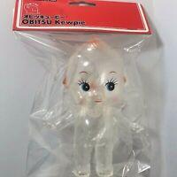 Obitsu KEWPIE QP 5.9in 15cm Clear Color ver sofubi soft vinyl figure toy Japan