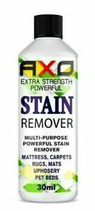 30ml Mattress Stain Remover Urine Vomit Blood Pet Faeces Bed Wee Cleaner