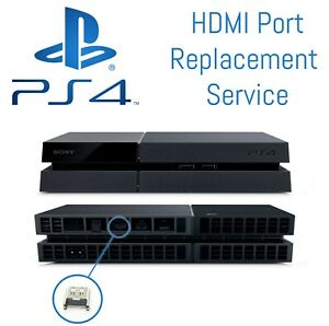 PS4 HDMI Port Repair Or Replacement Fast Service