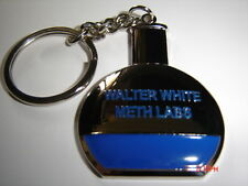 Walter White Meth Labs Key Ring Brand New Solid Metal