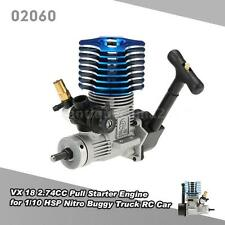 02060 VX 18 2.74CC Pull Starter Engine for 1/10 RC Buggy Truck Car