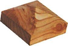 Pfostenkappe aus Lärchenholz 110x110 mm Pyramide / Kappe für Pfosten 9 x 9 cm