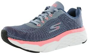 SKECHERS WOMEN'S MAX CUSHIONING ELITE 17693PRPK LACE-UP RUNNING SHOES