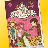 Margit Auer   Die Schule der magischen Tiere (Band 8) - Voll verknallt (Buch)