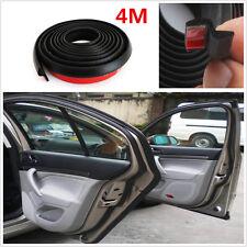 4M Z-shape Rubber Seal Weather Strip Hollow Car Weatherstrip Sealing For Door