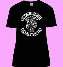 CAMISETA DE CHICA - SONS OF ANARCHY - MANGA CORTA - T-GIRL