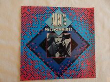 """ABC """"(How to Be A) Millionaire"""" PICTURE SLEEVE! NEW! NICEST COPY ON eBAY!!"""