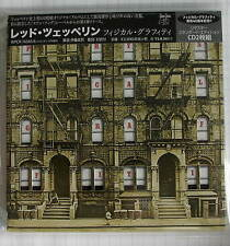 DEL ZEPPELIN physical graffiti 2014 Remastered Japon 2cd OBI Digi Pochette NEUF