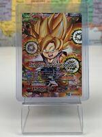 Son Goku Rising Spirit Super Saiyan Son Goku SD2-01 ST The Extreme Evolution