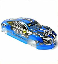L690 1/10 Scale Drift Touring Car Body Cover Shell RC Light Blue Uncut