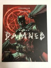 Batman Damned (2018) # 1 (NM) Black Label 1st Print | Jim Lee Cover