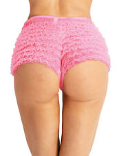 Sissy Lace French Maid Ruffled Panty Men Underwear Women Frilly Knickers Panties
