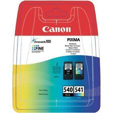 Kit 2 cartucce multipack PG-540 CL-541 nero + colore ORIGINALE per Canon MX 395