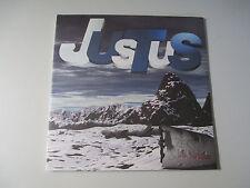 JUSTUS-ZEICHEN & MUSTER-2X VINYL LP RECORDS-RB153-2002-ULTRA RARE  RAP HIP HOP