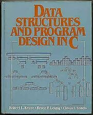 Data Structures and Program Design in C by Kruse, Robert L.
