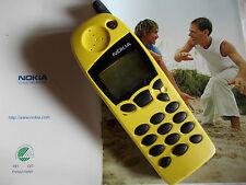 Cellulare NOKIA 5110 sat. Mercedes BMW Audi - cover GIALLA