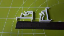 """2X Blind Valance Clips 2"""" qty 2 fits Levolor 2"""" faux wood Free Shipping"""