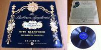 LP - 33CX 1346 Beethoven Symphony No. 3 Eroica / Klemperer