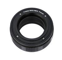 M42 Lens to Sony NEX Adapter/ Macro Focusing Helicoid NEX-6 NEX-7 NEX-5R NEX-5T