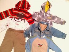 LOT OF BOYS CLOTHS 18-24 MO . CARTERS WONDER KIDS