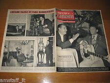 SORRISI E CANZONI=1956/35=CARLO DAPPORTO=PETER VAN WOOD=VITTORIA MONGARDI=