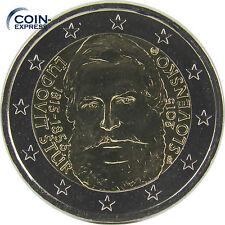 *** 2 Euro Commemorative Coin Slovakia 2014 ludovit stubborn COIN COIN KMS Slovensko ***